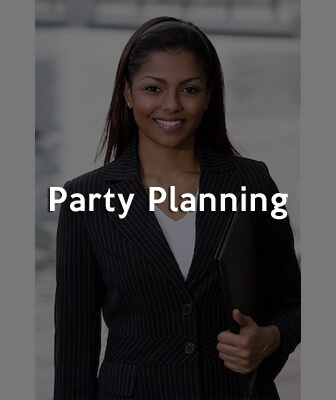 Party Planning Slide