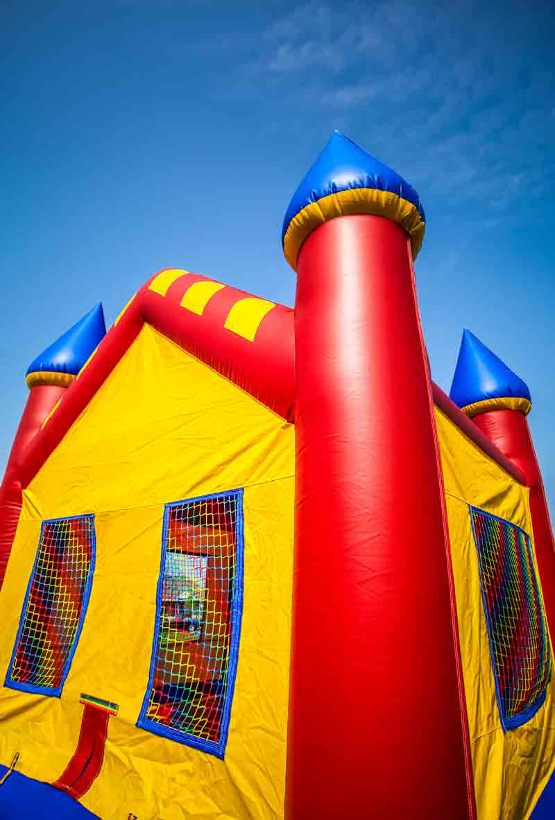 party inflatables in kansas city