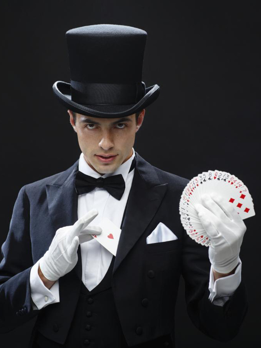 comedy magicians in kansas city