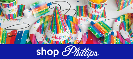 party supplies in