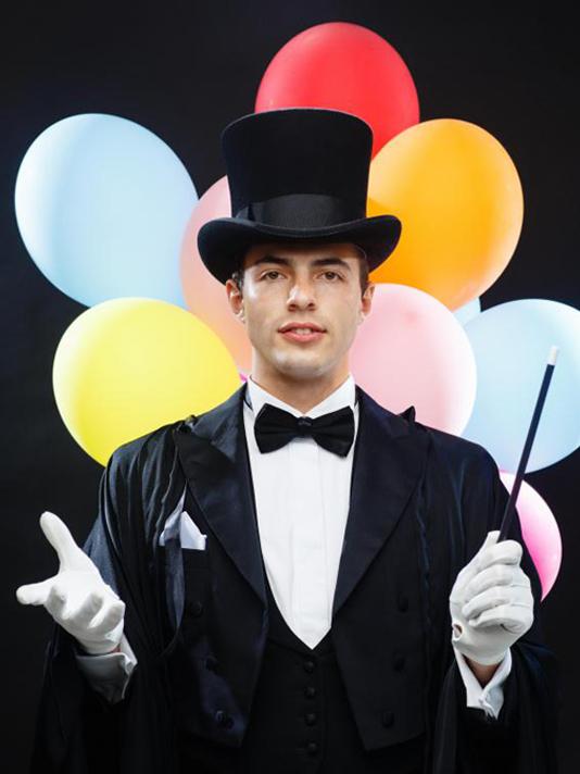 children's party magicians in cincinnati
