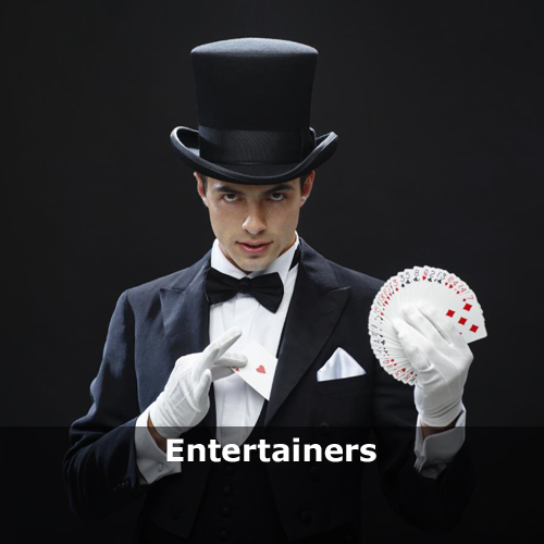 Entertainers #2