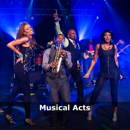 Musical Acts #4