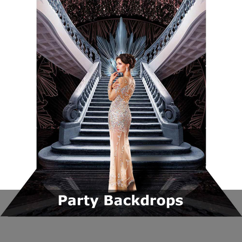 Party Backdrops #2