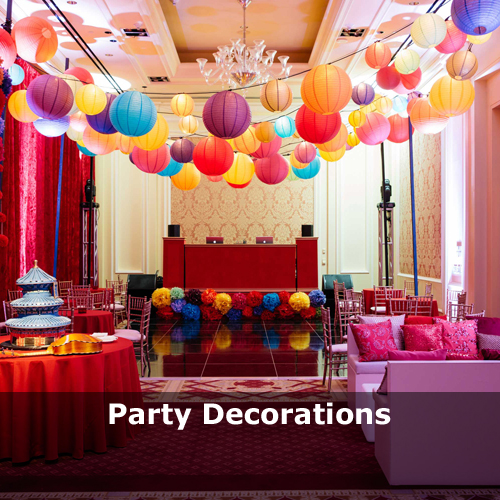 Party Dercorations #9