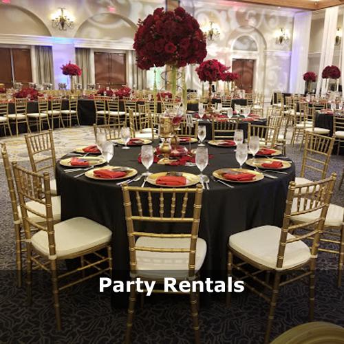 Party Rentals #3