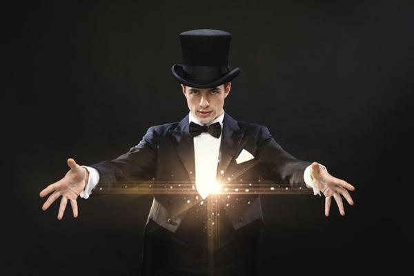 magician phillips celebrations