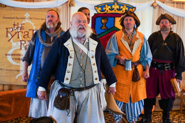 pirate entertainment phillips celebrations